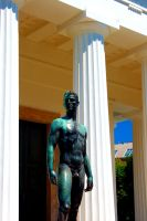 Statue Nude. by johnwaymont