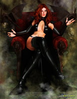 The Goblin Queen by Agr1on