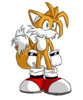 Tails Colouring by ShadnicFusion