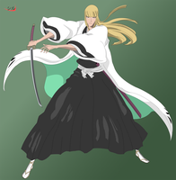 BLEACH_Hirako Shinji taichou by ShiRu00