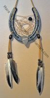 Horseshoe Dreamcatcher 1 by jedimarajade2