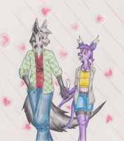 PKMC: Let's Walk and Talk by lunixesquire