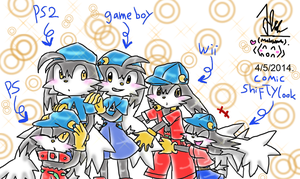 Dream Klonoa 15-16th Anniversary by malahayata