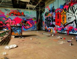 Graffiti High by FireflyPhotosAust