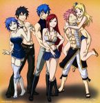 Top 3 Fairy Tail Ships by Shadow-Hunter446