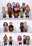 Firefly - full crew by LunasCrafts