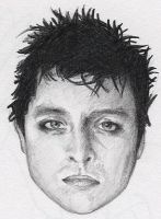 Billie Joe Armstrong by fanchielover15