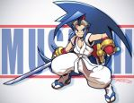 Brave Fencer Musashi by Robaato