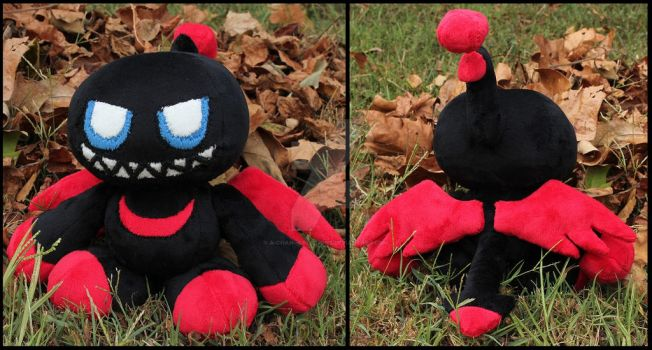 FOR SALE: Dark Chao by A-chan--Creations