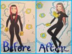 Mystery Before And After Picture  by materialgirl1534