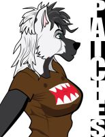 Patches Con Badge by Samoht-Lion