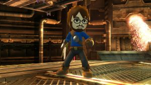 Mii in Super Smash Bros. for Wii U by GWizard777