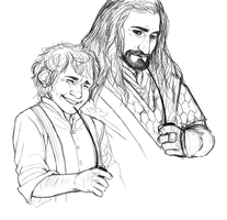 Tiny boyfriends by caffeinetooth
