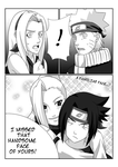 Naruto Doujin - You'd Never Know - Ch 2 Pg 1 by JoTehDemonicPickle