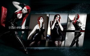SYNTHPROJECT 5 by UniqueOneDesigns