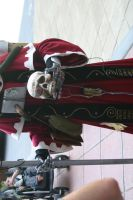Techpriest Enginseer Cosplay by ATOMIKA135