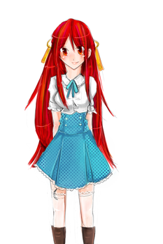 Temi for visual novel :old: by Temima
