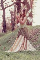 The Queen of Faeries by Tamiyo-Cosplay