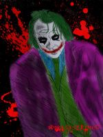 Joker - Digital by Ulla-Andy