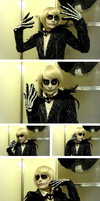 Jack Skellington Preview by Izin
