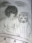 the life of pi fanart by belletzx