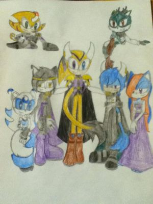 Guild of Shadows by haruhihedgehog13