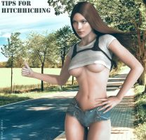 Tips for hitchhiking by Mickytroisd
