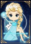 Elsa Snowflake of Hope by JaysonHuangDraws