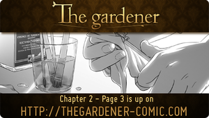 The gardener - Chapter 2 page 3 by Marc-G