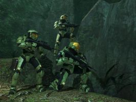 Halo 3: Ghosts of Onyx by RadicalEdward2