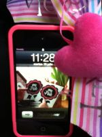My Pink iPod by MyPink