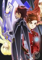 Tales of Symphonia by Dayu