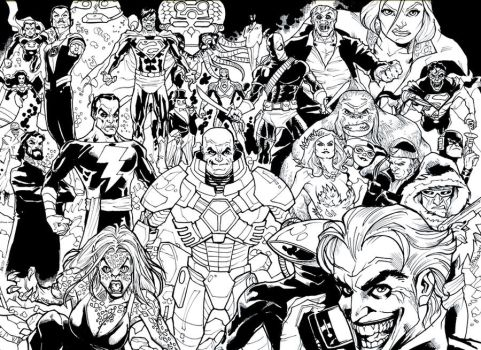 DC Villains 020411 by guinnessyde