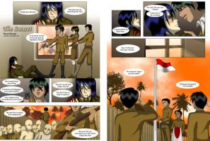 :comic: The Sunset by voidvlex by indonesia