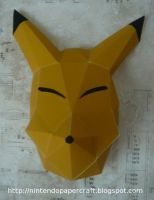 Keaton Mask by Drummyralf