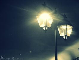 one lonely night by MaNiShAmAnOj