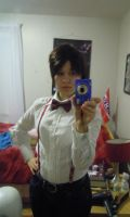 11th Doctor Cosplay W.I.P by MilleniumFoxMagician