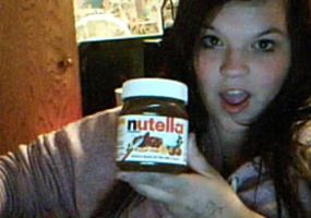 NUTELLA by NicoleFrost