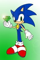 Sonic Star Hedgehog by Wakeangel2001