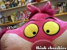 Think Cheeshire ID by MabtheEvil