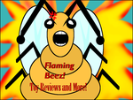 Flaming Beez 2 by GronHatchat