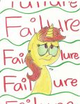 I'm a..... Failure? by FuzzyyPanda