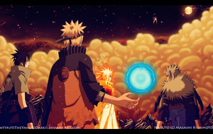 Naruto 642 Lets Do It by IITheYahikoDarkII
