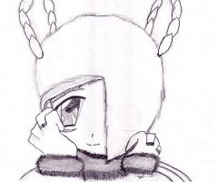 Urei- Scout of Sadness by gothicpysi