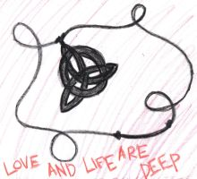 Love And Life Are Deep by kerriganlkam