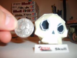 skull papercraft picture 2 by AUSTINMEADOWS