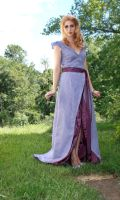 Rosalie Hale Bridesmaid Dress by dismaldreary