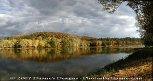 Autumn River 1 by MrParts