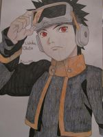 :rq: Obito by Zebra1994