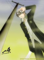 Persona 4 : Fog Has Set In by Amarinuya